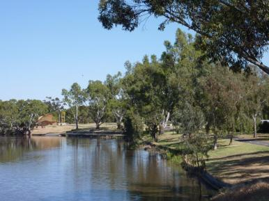 Wimmera River Horsham