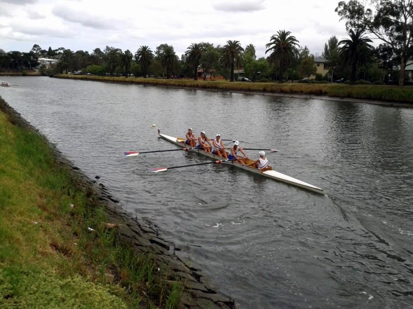 horsham city rowing club